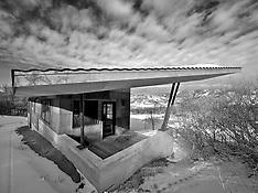 Housing compound , above Cozy Point, Co, Black Shack Architects, Co. Black Shack Architects