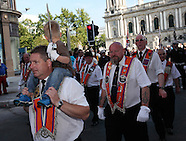 Belfast Orange Order March 12/07/2011