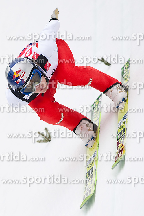 18.03.2010, Triglav, Planica, SLO, FIS SKI Flying World Championships 2010, Training, im Bild MORGENSTERN Thomas ( AUT, #68 ) ,EXPA Pictures © 2010, PhotoCredit: EXPA/ J. Groder / SPORTIDA PHOTO AGENCY