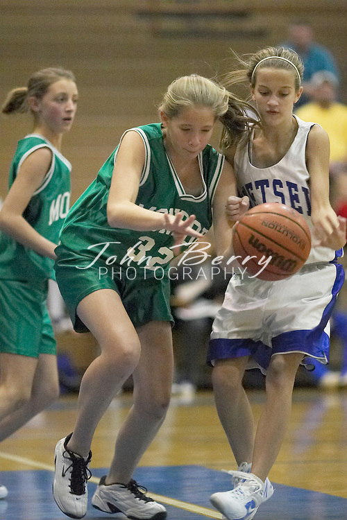 MCHS 8th Grade Girls..vs Greene..Second Period..December 13, 2004