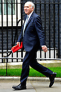 © Licensed to London News Pictures. 21/05/2013. Westminster, UK. Dr Vincent Cable,  Liberal Democrat MP, Secretary of State for Business, Innovation and Skills.  Ministers arrive for a Cabinet meeting at Downing Street today 21 May 2013. Photo credit : Stephen Simpson/LNP