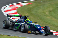 #15 James PULL (GBR) Carlin during British F3 Championship as part of the BRDC British F3/GT Championship Meeting at Oulton Park, Little Budworth, Cheshire, United Kingdom. April 15 2017. World Copyright Peter Taylor/PSP.
