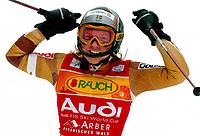 Alpint<br /> Verdenscup slalåm kvinner<br /> 8. februar 2004<br /> Arber - Tyskland<br /> Foto: Digitalsport<br /> Norway Only<br /> Anja Pärsson