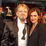 NLD/Utrecht/20150923 - Opening NFF 2015, filmpremiere J. Kessels, Monic Hendricx en ......
