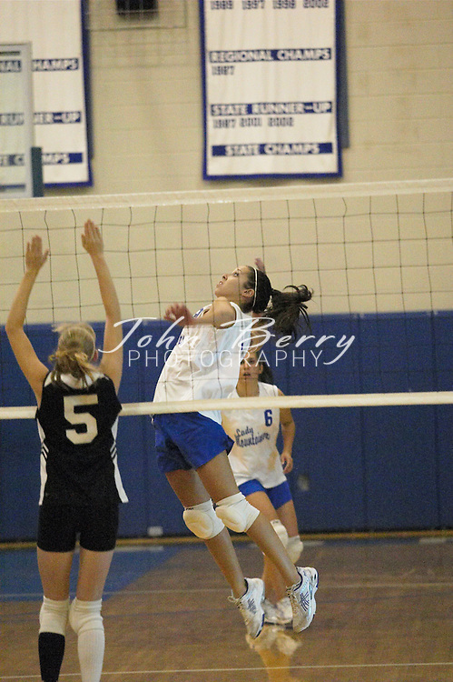 MCHS Varsity Volleyball..vs Manassas Park..October 7, 2004