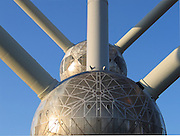 The Atomium, Symbol from Brussels, Belgium
