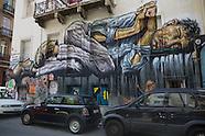 Street art in Athens, 2015