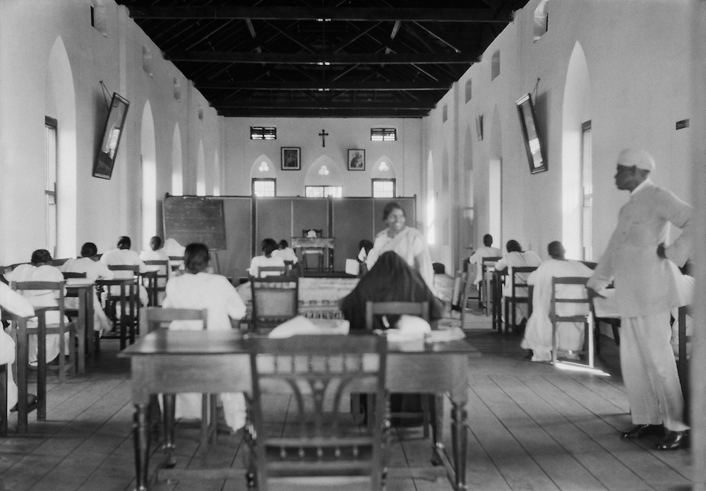 Girls College, St. Teresa, Ernakulam, India, 1929