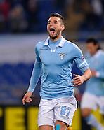 Fussball Euro League 2012/13: Lazio Rom - Gladbach
