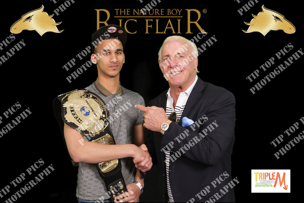 RIC FLAIR, RIC FLAIR 2015, TIP TOP PICS LTD, <br />