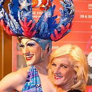 NLD/Amsterdam20151111 - Premiere Priscilla, Queen of the Desert, Tineke Schouten