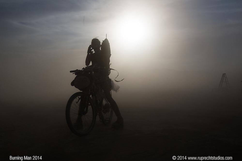 Burning Man Photo shot by Peter Ruprecht