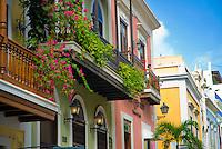 Cruz Street, San Juan, Puerto Rico