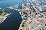 Buffalo-Niagara interharbor waterfront development
