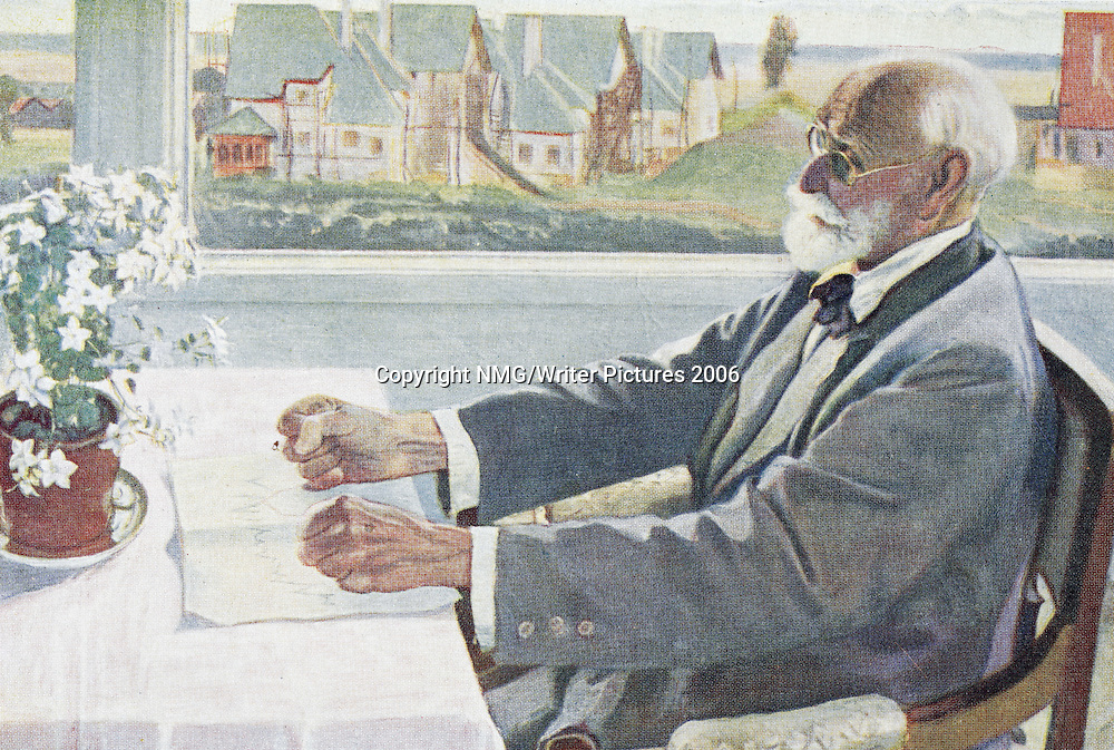Ivan Petrovich Pavlov (1849-1936)<br /><br />Copyright NMG/Writer Pictures<br />contact +44 (0)20 8241 0039<br />sales@writerpictures.com<br />www.writerpictures.com