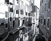 Gheto Vechio (old Ghetto in Venice)