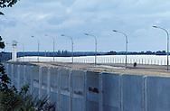 DEU, Germany, Berlin, the border strip/death strip in the district Luebars.....DEU, Deutschland, Berlin, Grenzstreifen bei Luebars...24.08.1988