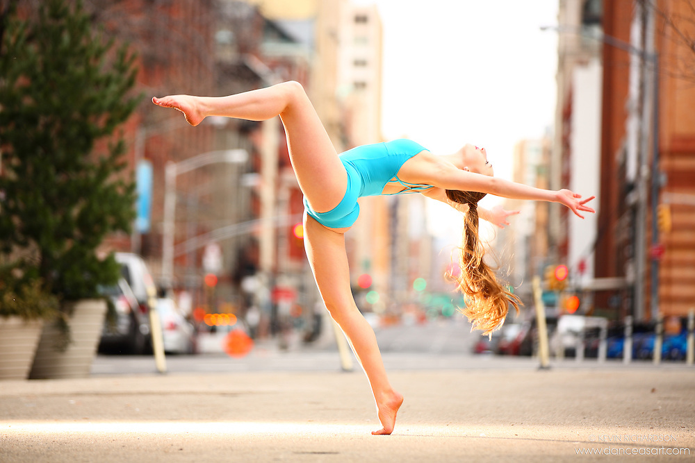 Dance As Art The New York Photography Project: Tribeca Series with Dancer Alyssa Vacca