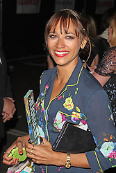 LONDON - June 04: Rashida Jones leaving the Glamour Awards 2013 (Photo by Brett D. Cove) /LNP © Licensed to London News Pictures.