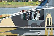 Koningsdag in Dordrecht / Kingsday in Dordrecht<br /> <br /> Op de foto / On the photo: Prinses Marilene <br /> <br />  Prinses Marilene
