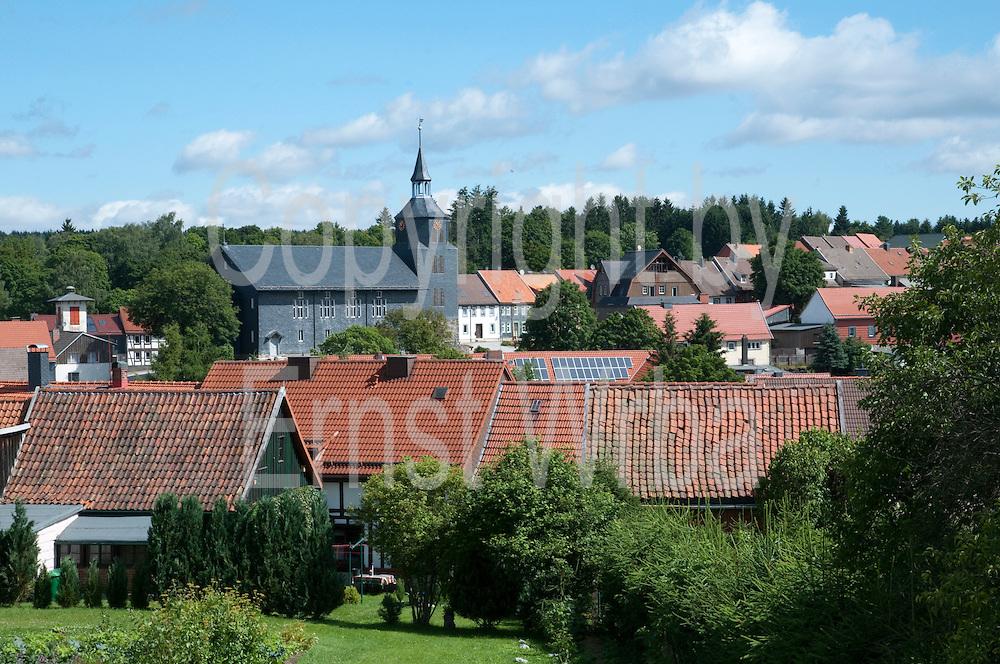 Benneckenstein, Harz, Sachsen-Anhalt, Deutschland | Benneckenstein, Harz, Saxony-Anhalt, Germany