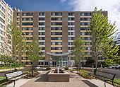 Edgewood Commons IV Apartments Washington DC Photography