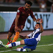 20160823 Calcio, Preliminari Champions League : AS Roma vs FC Porto