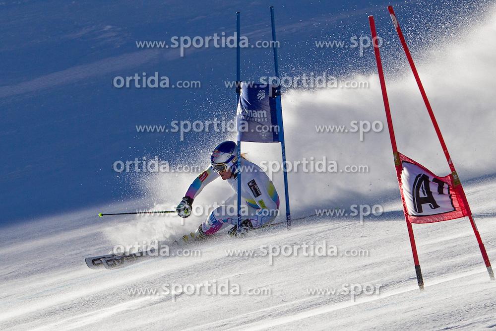 20.10.2012, Rettenbachferner, Soelden, AUT, FIS Weltcup, Ski Alpin, Soelden, Training, im Bild Lindsey Vonn // during Practice for the FIS Ski Alpine Worldcup at the Rettenbachferner Glacier, Soelden, Austria on 2012/10/20. EXPA Pictures © 2012, PhotoCredit: EXPA/ M. Gunn