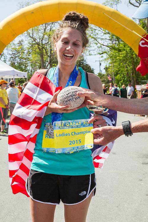 The Great Run: