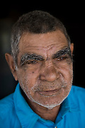 Tony Green from the nearby Aboriginal community worked on Brunette Downs since he was a young man.