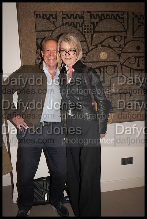 SIMON MANN; SUZANNE TROCME, Miguel Kohler; Works from the 70s and 80s.   Gallery Elena  Shchukina, Lees Place. London. 10 April 2014.