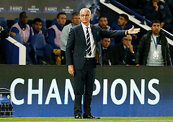 Leicester City manager Claudio Ranieri gestures - Mandatory by-line: Matt McNulty/JMP - 27/09/2016 - FOOTBALL - King Power Stadium - Leicester, England - Leicester City v FC Porto - UEFA Champions League
