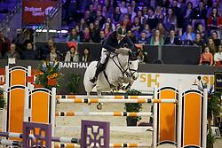 Zoer Albert, (NED), Gigolo <br /> Indoor Brabant - 's Hertogenbosch 2016<br /> © Hippo Foto - Dirk Caremans<br /> 12/03/16