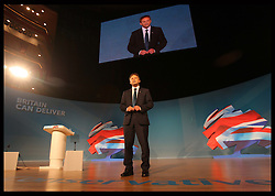 Grant Shapps speaking at  the Conservative Party Conference in Birmingham, Sunday,  October 7th 2012. Photo by: Stephen Lock / i-ImagesGrant Shapps speaking at  the Conservative Party Conference in Birmingham, Sunday,  October 7th 2012. Photo by: Stephen Lock / i-Images