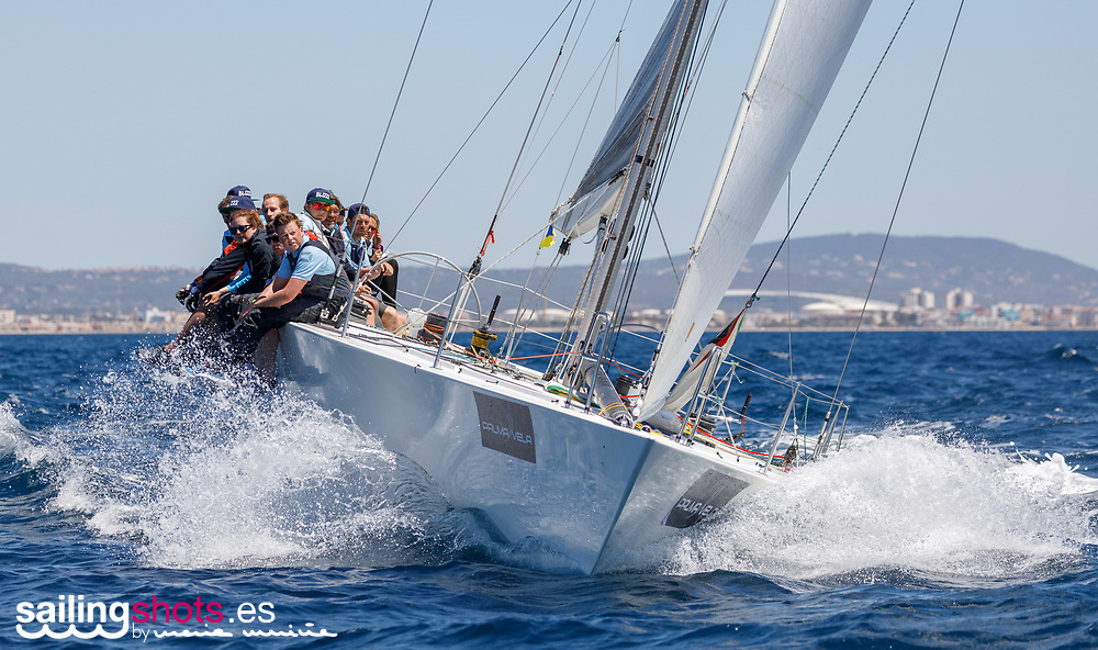 © Nico Martinez/Sail Racing PalmaVela