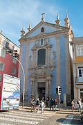 Sao Nicolau church Praca do Infante Dom Henrique, porto, portugal