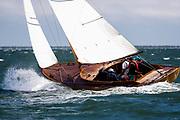 Serendipity sailing in the Opera House Cup regatta.