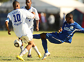 2010 Final between Baltic Rangers and Supersport United
