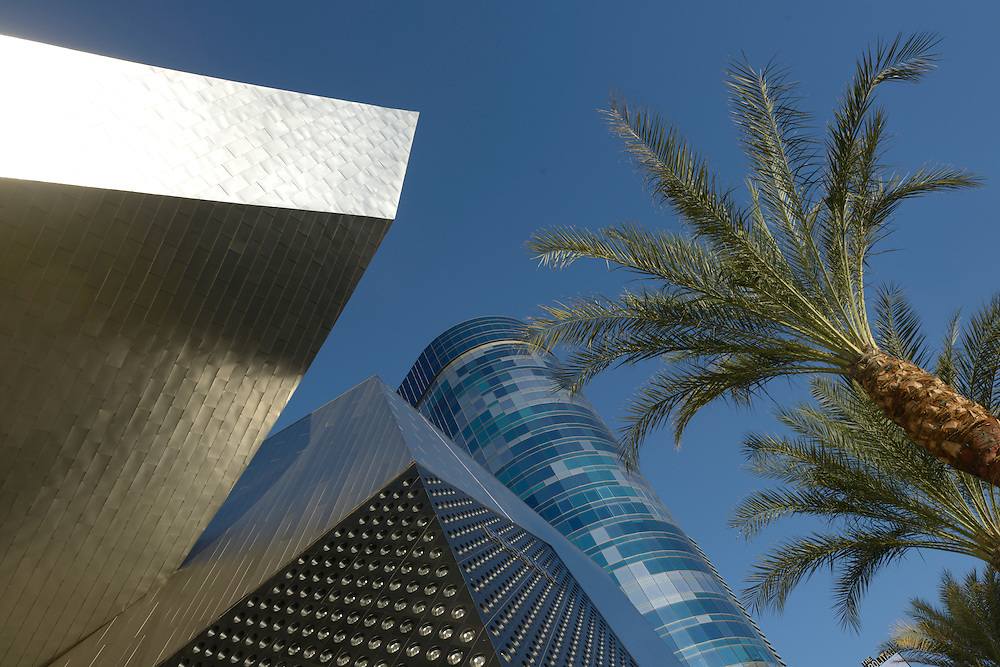 City Center on the Las Vegas Strip,Las Vegas, Clark County, Nevada, USA