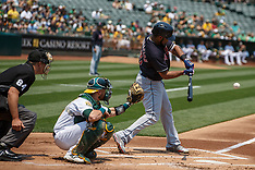 20180701 - Cleveland Indians at Oakland Athletics