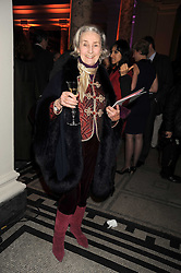 PRINCESS JEAN GALITZINE at a reception to celebrate the opening of 'Magnificence Of The Tsars' the new exhibition at the V&A held on 9th December 2008.