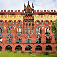 Templeton on the Green in Glasgow, Scotland<br />
