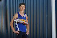 Oxford High cross country runner Lucian Duchaine in Oxford, Miss. on Tuesday, November 1, 2011.