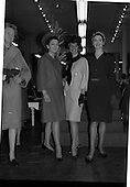 1964 - McBirney's Fashion show at McBirney's, Aston Quay