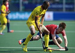 DEN HAAG - Rabobank Hockey World Cup<br /> 08 England - India <br /> Foto: <br /> COPYRIGHT FRANK UIJLENBROEK FFU PRESS AGENCY