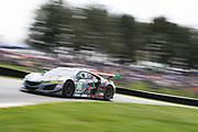 May 4-6 2018: IMSA Weathertech Mid Ohio. 86 Michael Shank Racing, Acura NSX GT3, Katherine Legge, Alvaro Parente