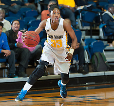 2014-15 A&T Basketball vs Delaware State University