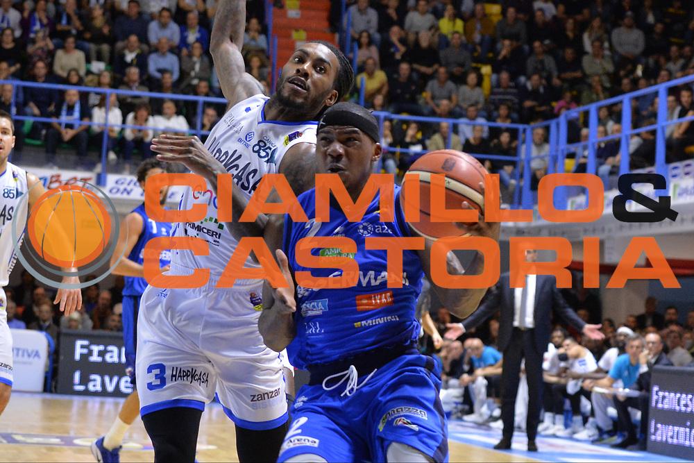 Moore Lee<br /> Happycasa Brindisi - Germani Basket Brescia<br /> Legabasket serieA2017-2018<br /> Brindisi , 29/10/2017<br /> Foto Ciamillo-Castoria/