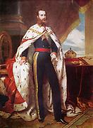 Maximilian, 1832–67, emperor of Mexico (1864–67)   by Franz Xaver Winterhalter   Victory of Cinco de Mayo