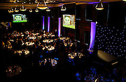 General View, Auckland rugby union awards dinner, Eden Park, Auckland. 28 October 2009. Photo: William Booth/PHOTOSPORT